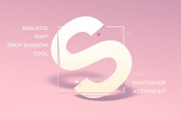 Realistic Soft Drop Shadow Tool